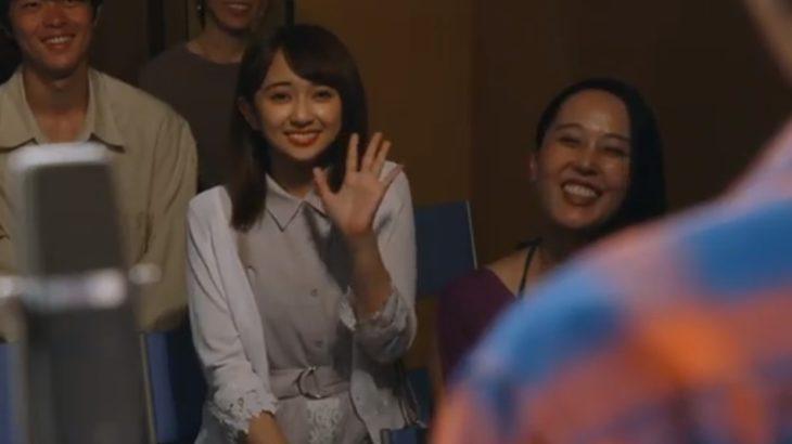 【GIF動画】小宮有紗さん、ガチのマジでイケメンとキスしてしまう……