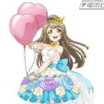 『ラブライブ!』南ことり 「第59回 全日本模型ホビーショー」イメージガール衣装でプラモデル化決定!!