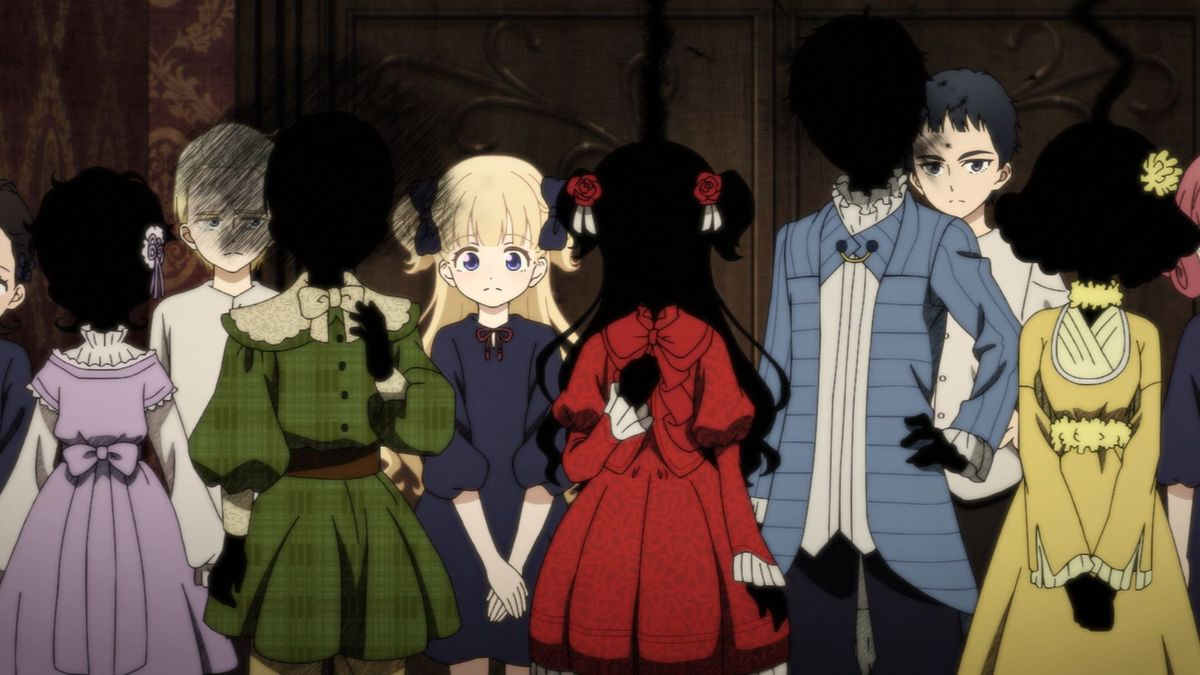 【振り返り解説】今期イチオシのアニメ「シャドーハウス」第1話~第5話までのポイントを解説!【ネタバレなし】